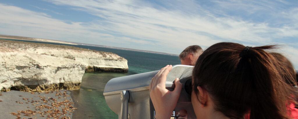Arenas de la Patagonia punta loma